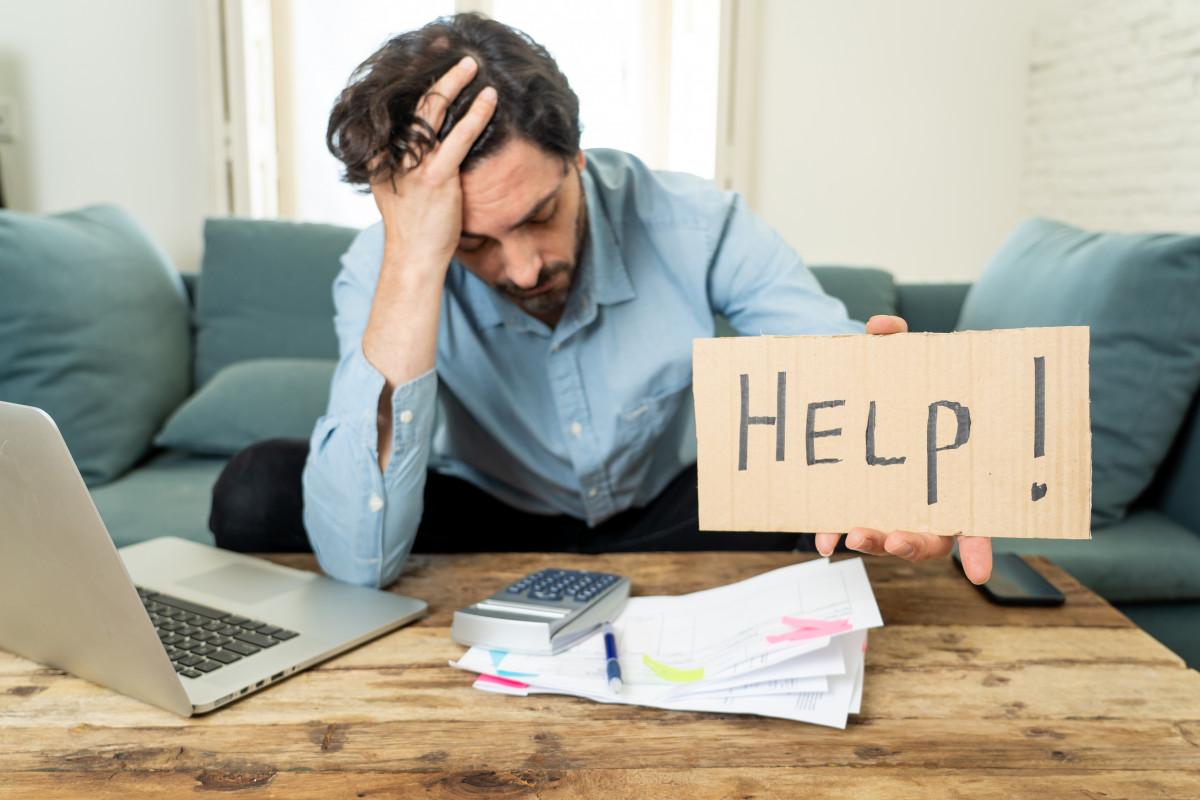Lebenskrise: Erste Schritte aus schwierigen Situationen