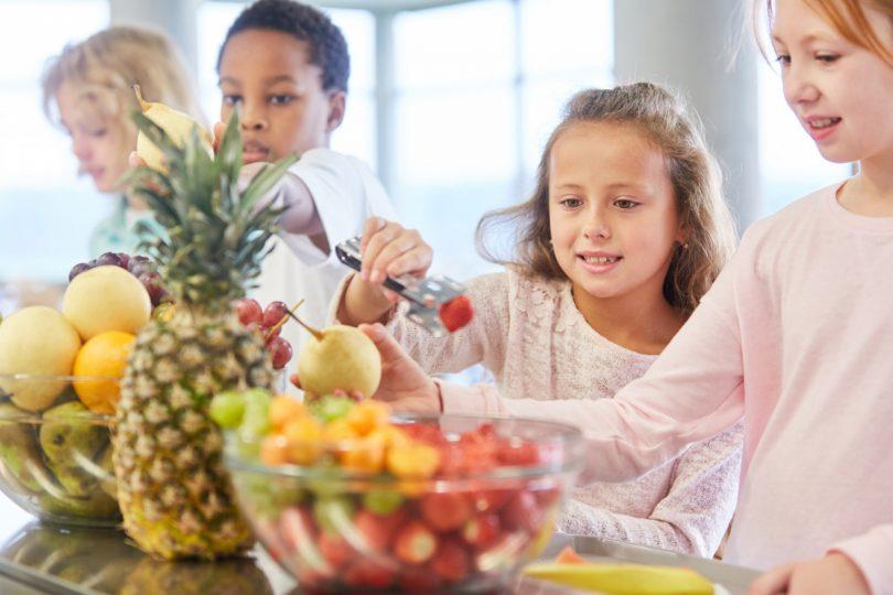 So stärken Kinder ihr Immunsystem