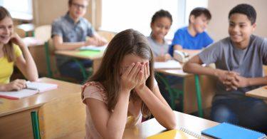 Verhindern Sie Mobbing unter Schülern