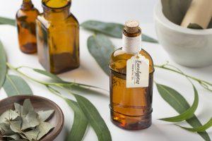 Aromatherapie für den Herbst