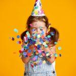 Spiele mit Papier: Für den Kindergeburtstag