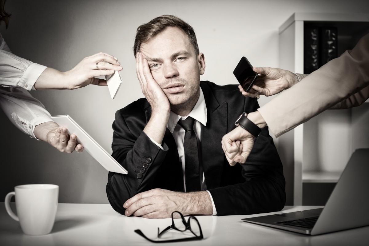 Der richtige Umgang mit Stress!