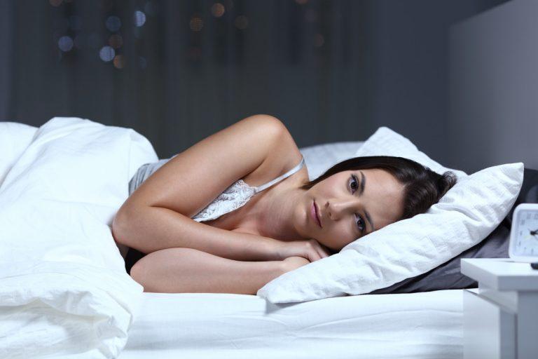 Schlaflosigkeit: Vom Stress, nicht einschlafen zu können