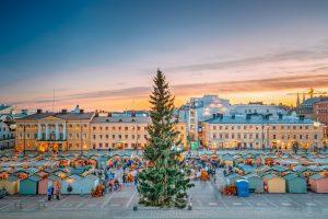 Helsinki: Wochenendtrip im Winter