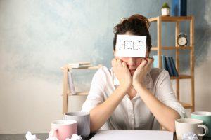 Burnout: Gründe für die Erschöpfung