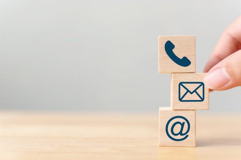 E-Mail-Adressen generieren: 12 Wege über die eigene Homepage
