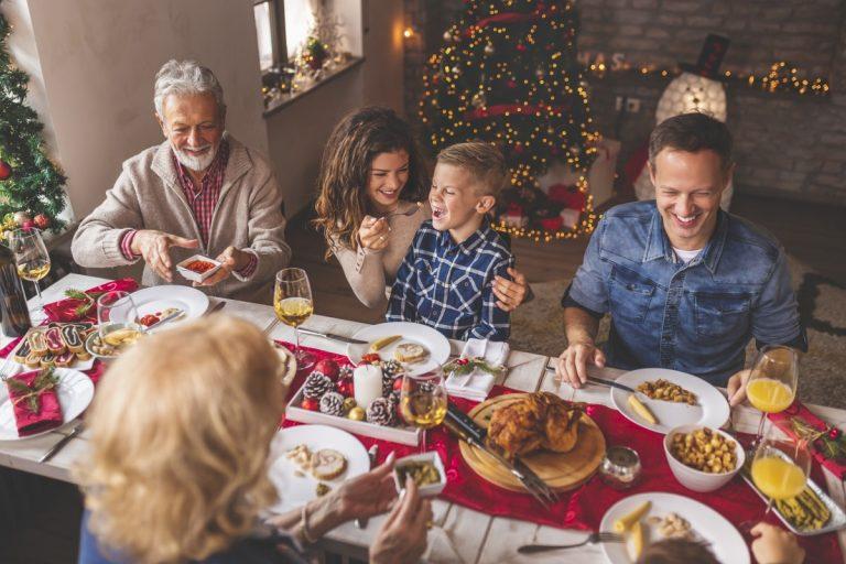 3-Gänge-Weihnachtsmenü: Schnell und lecker