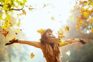 Herbstspaziergang: 5 Tipps, wie er gute Laune macht
