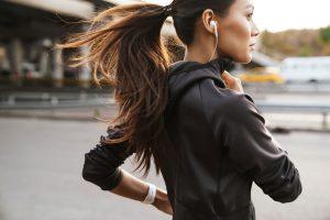 Mit hoher Schrittfrequenz schneller laufen