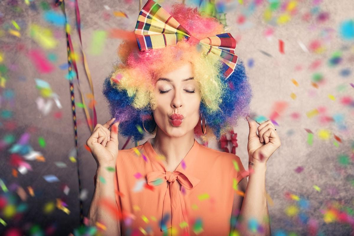 Perücken für Fasching – Perücken für Karneval