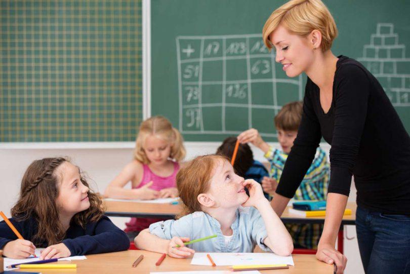 Diese Aufgaben übernimmt ein Klassenlehrer