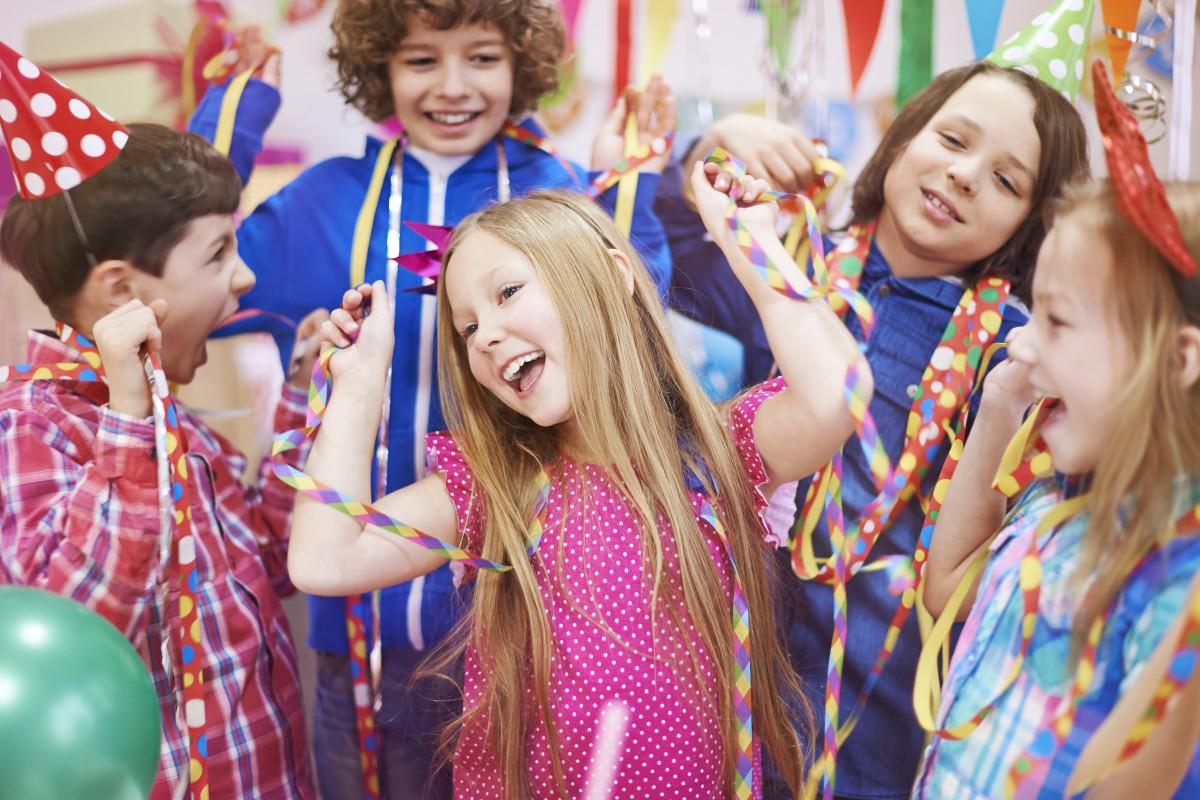 Kennenlernspiele für den Kindergeburtstag: Namen lernen