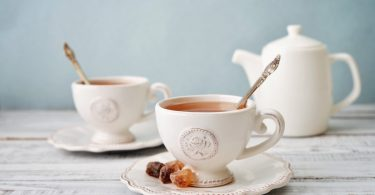 Zucker im Tee?
