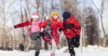 Feiern Sie den Kindergeburtstag als Winterolympiade