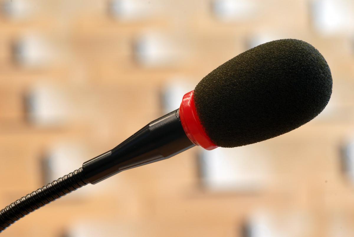 3 Grundregeln für Ihre Gestik beim Halten einer Rede