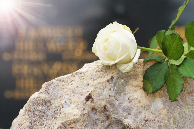 Trauerrede: 5 Goldene Regeln