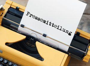 Fünf Tipps für Ihre Pressemitteilung