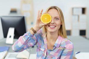 Ausgeglichen sein und das Immunsystem stärken