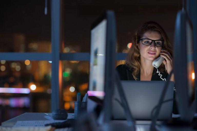Burnout: Arbeit und Beziehung