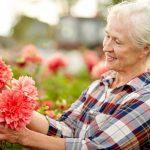 Gartentherapie für Menschen mit Demenz