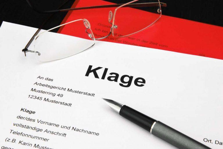 Verlängerung der Klagefrist bei Kündigungsschutzklage zulässig?