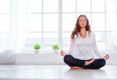 Lebensfreude durch Meditation