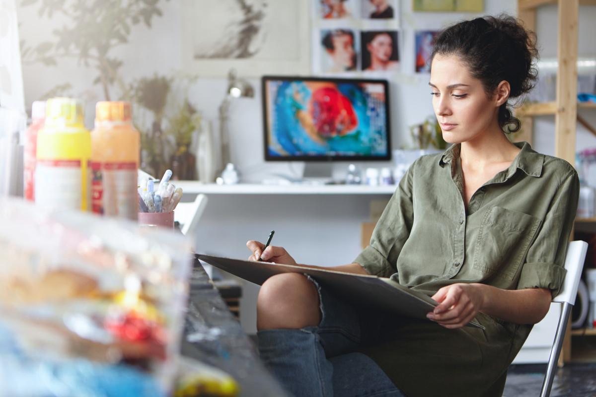 Zeichnen lernen = Sehen lernen: Turnübungen für das Auge