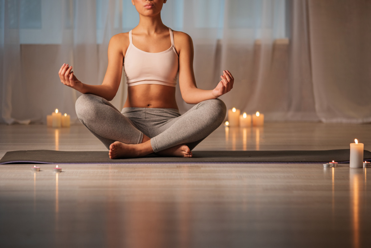 Glücksgefühle durch Meditation