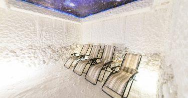 Salzgrotte - Entspannung pur