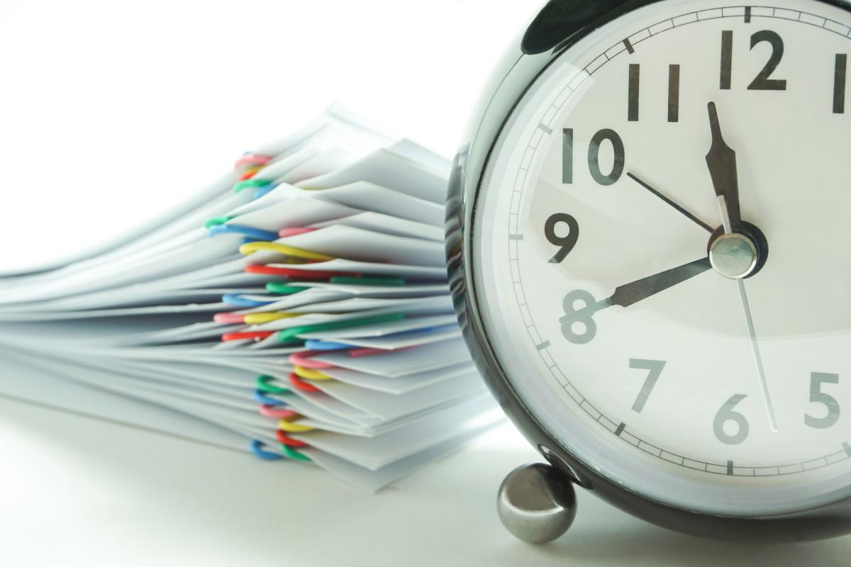 Die Zeit in Stunden einteilen und einfach mehr erleben