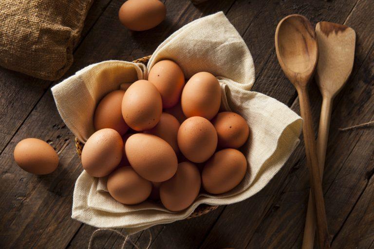 Mythos: Eier und Cholesterin-Spiegel