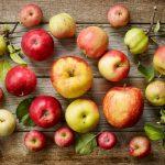 Äpfel senken den Cholesterinspiegel