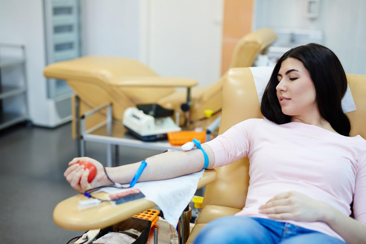 Blutspenden: Infos und Fakten