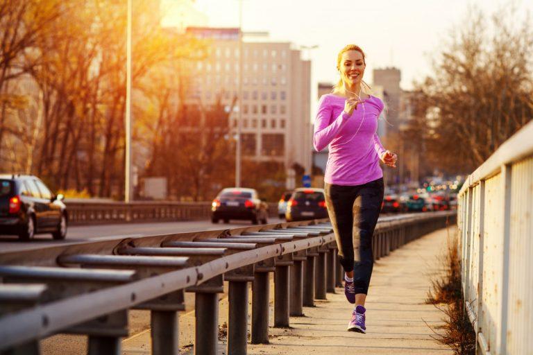 Laufen, Beruf und Familie unter einen Hut bringen