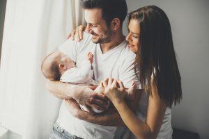 Familie heute – Babyglück wächst ganz natürlich
