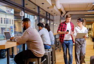 Coworking statt Homeoffice für Freiberufler?