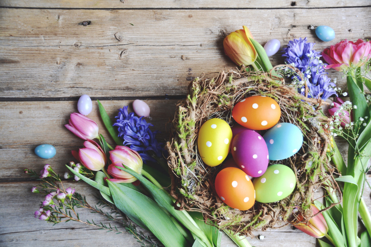 Ostern kommt nach Fastnacht, Aschermittwoch und Fastenzeit (Teil 1)