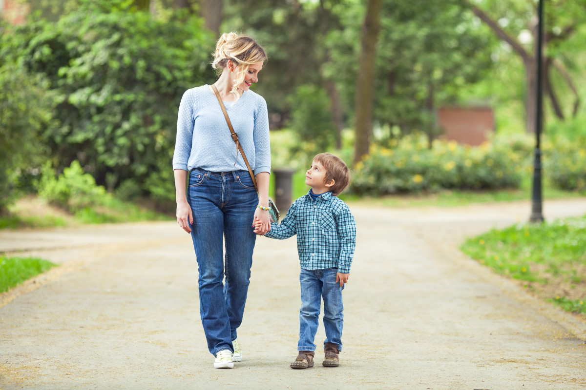 Wie bewerbe ich mich als junge Mutter?
