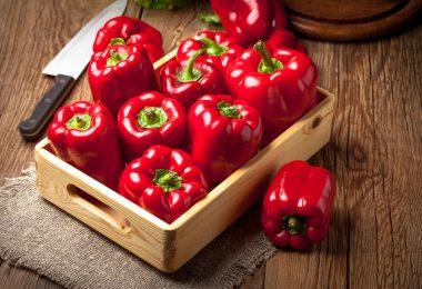 Wie gesund ist eigentlich Paprika?