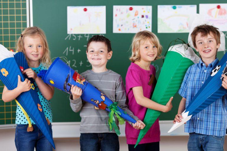 So gelingt der Übergang vom Kindergarten auf die Schule