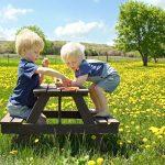 Spiele für draußen - einfache Ideen für Spaß im Freien