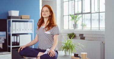 Anti-Stress: Entspannung in fünf Minuten