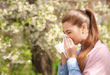 Starke Allergien belasten das Herz