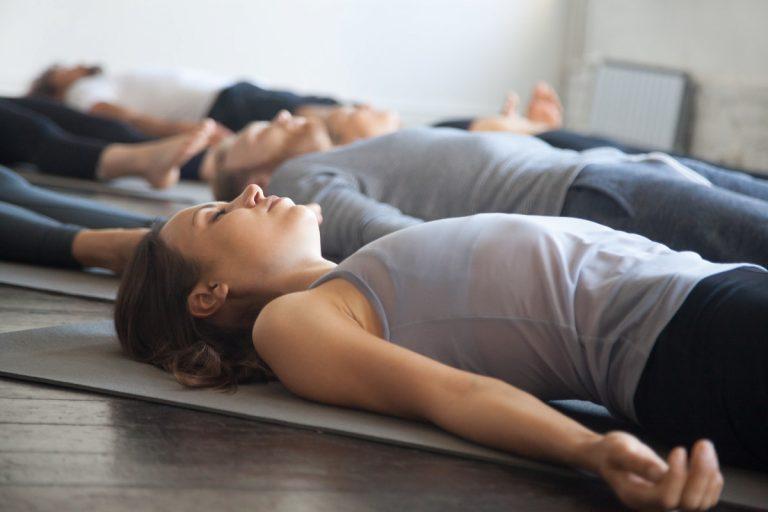Tiefe Entspannung bringt Heilung