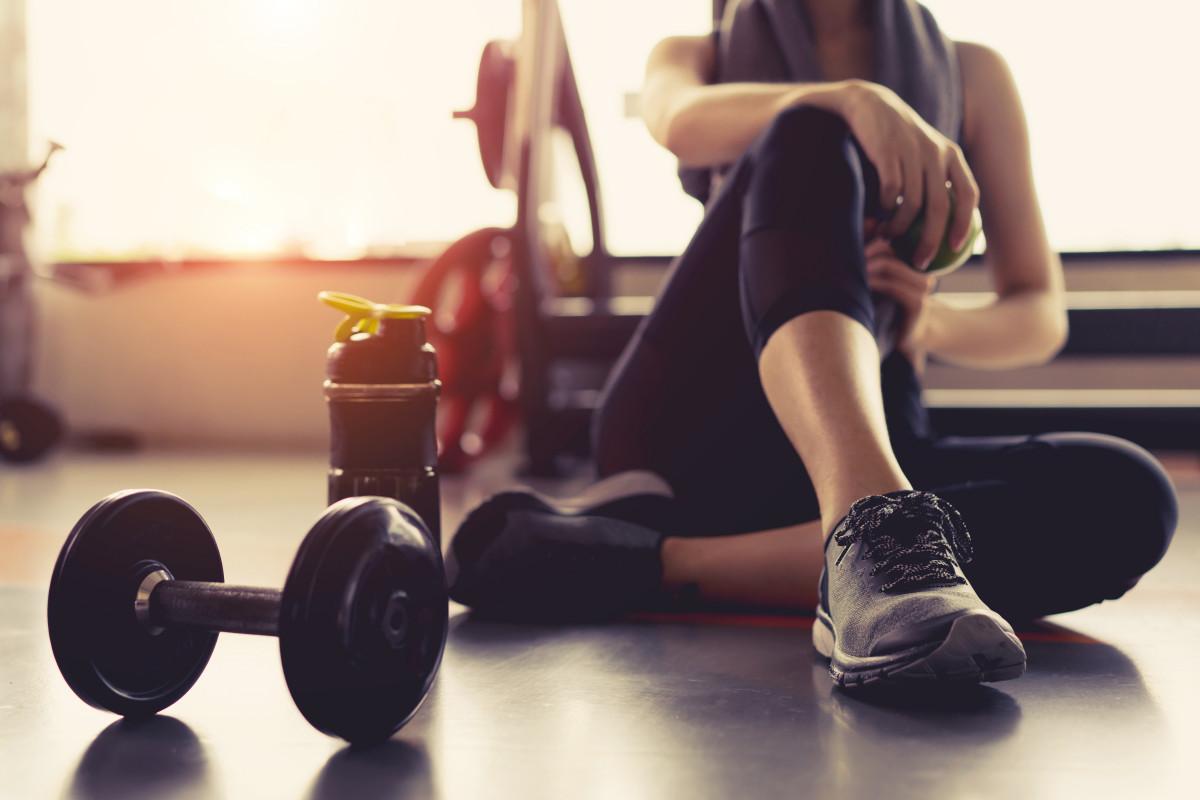 Fitnesstraining und Ernährung – darauf sollten Sie achten