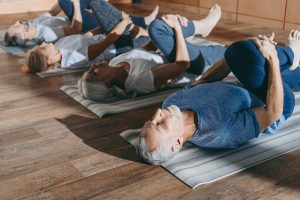 Tiefenentspannung im Yoga ist ein Heilmittel