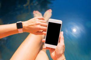 Das iPhone im Sommerurlaub: Unterwasserfotografie, Fotobuch und Co.