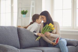 Geschenke, Bastelideen und Gedichte zum Muttertag  (Teil 1)