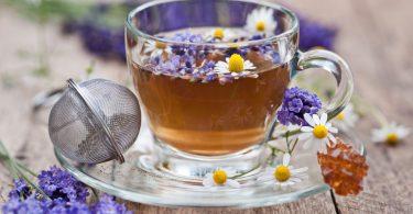 Entspannungstees zum Selbermachen - wirkungsvolle Rezepte