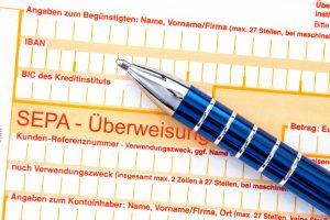 EU-Richtlinie setzt Minimalstandards bei Überweisungen